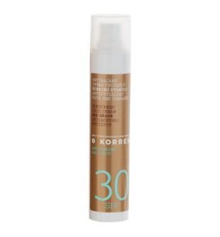 Korres Antiaging Antispot Sunscreen SPF 30