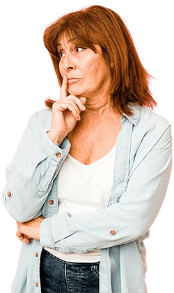 Concerned lady turning 65 about Medicare needs
