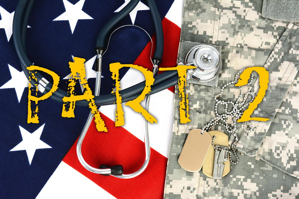 Veterans and Medicare part 2