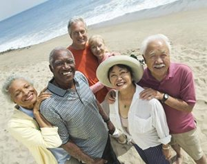 traveling seniors with Medicare Advantage emergency and urgent care coverage