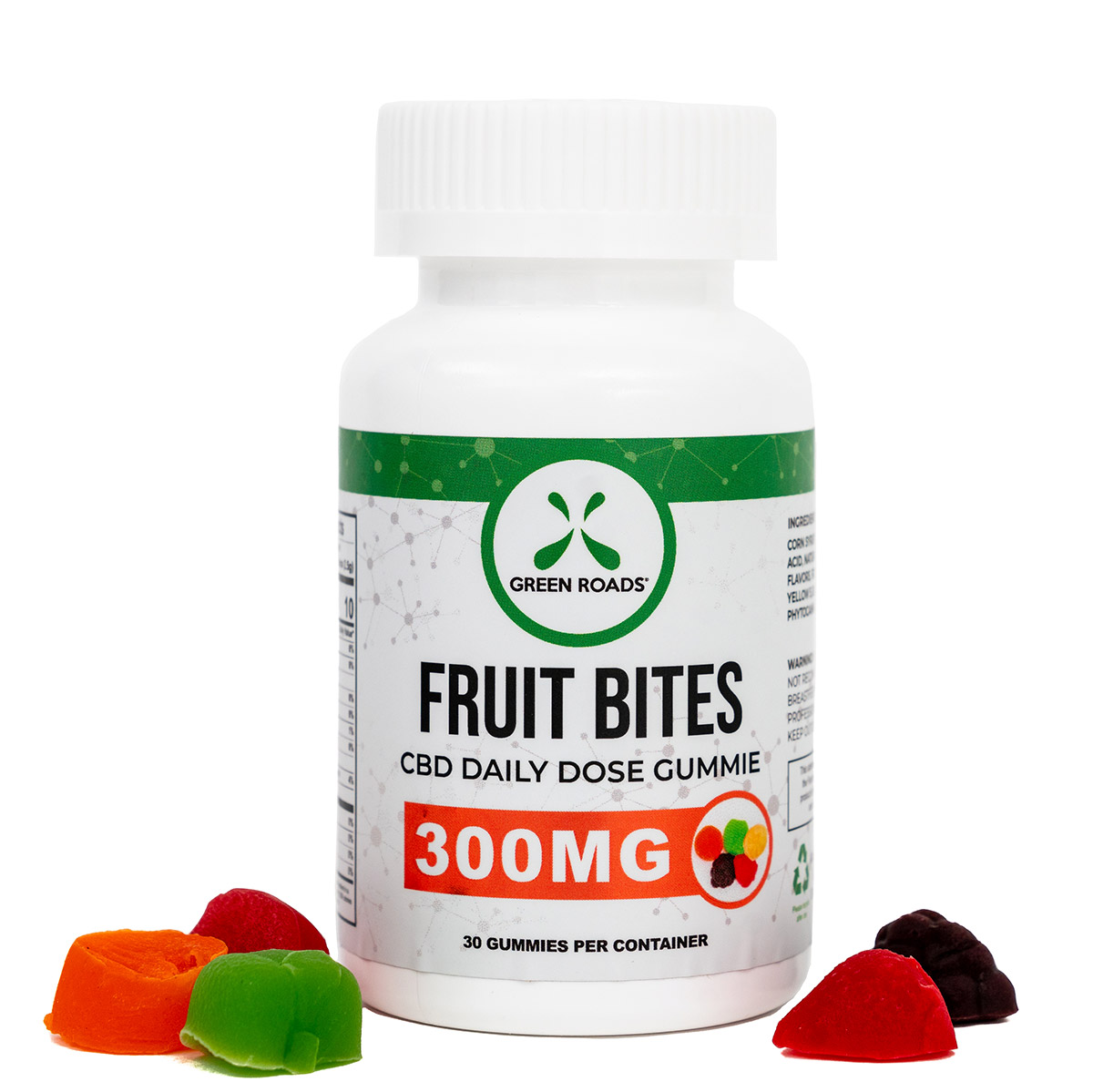 300 MG Fruit Bites $46