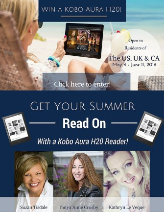 summer read with books