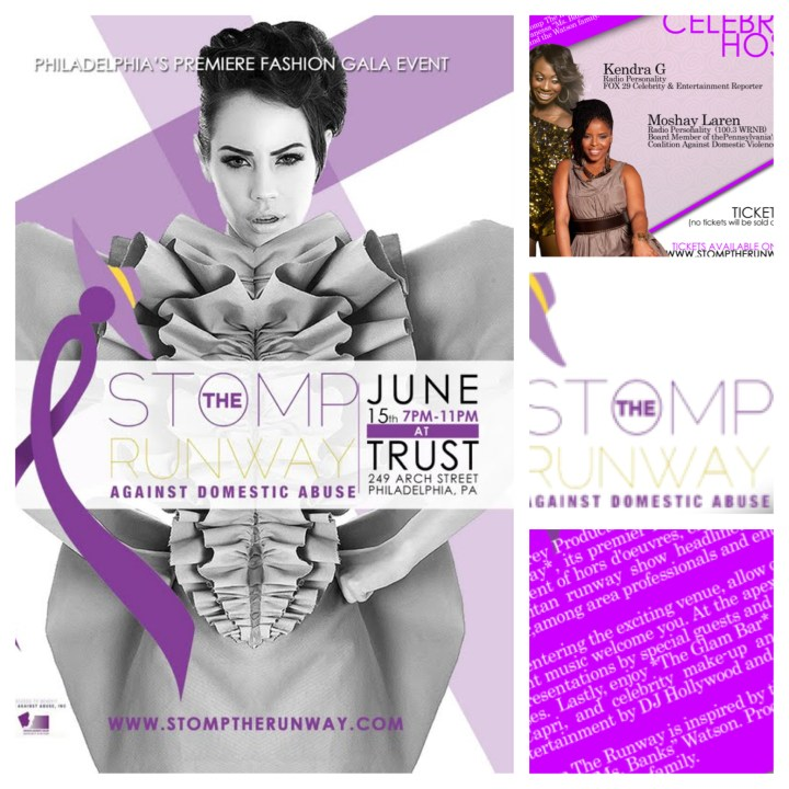 Philly Fashion Files: Stomp the Runway
