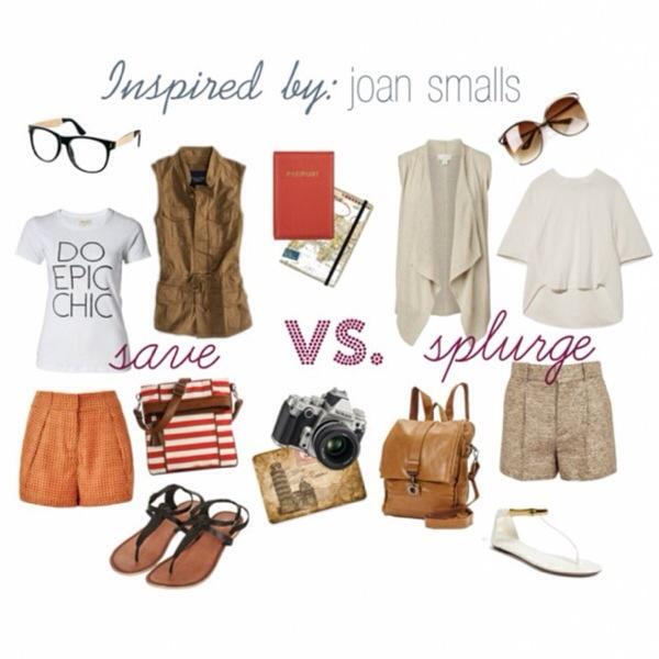 Celebrity Style Spotlight: Joan Smalls