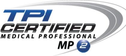 Dr. Manison TPI Medical Level 2 Certified
