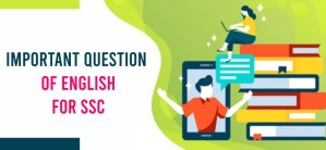 important question of English for SSC