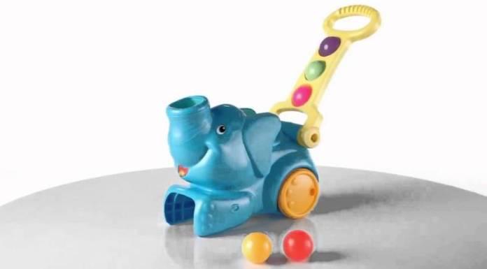 Popn Pick up Elephant Save