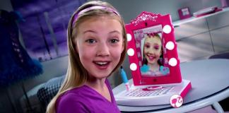 Barbie Digital Makeover