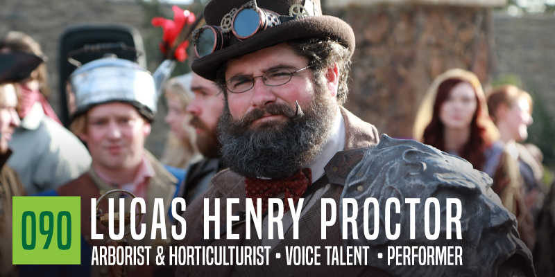 "PODCAST 090: ""Lucas Henry Proctor"""