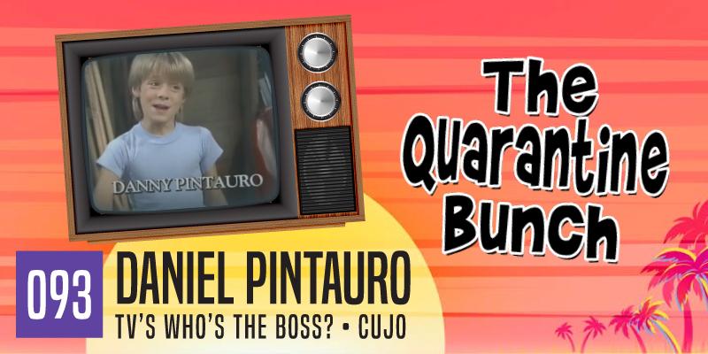 "PODCAST 093: ""Daniel Pitauro – The Quarantine Bunch"""