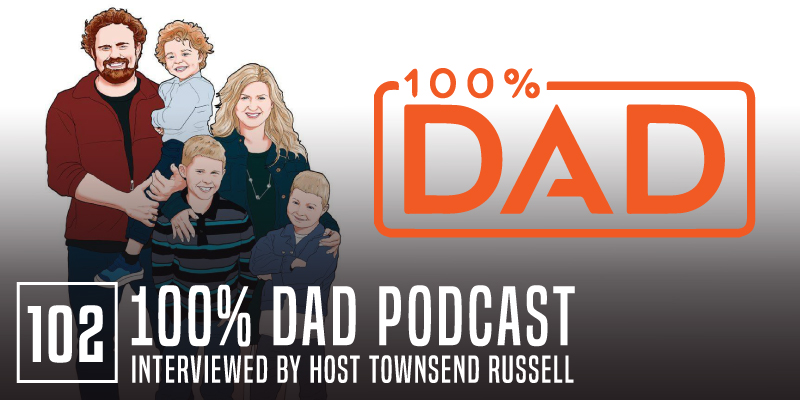 "PODCAST 102: ""100% Dad"""