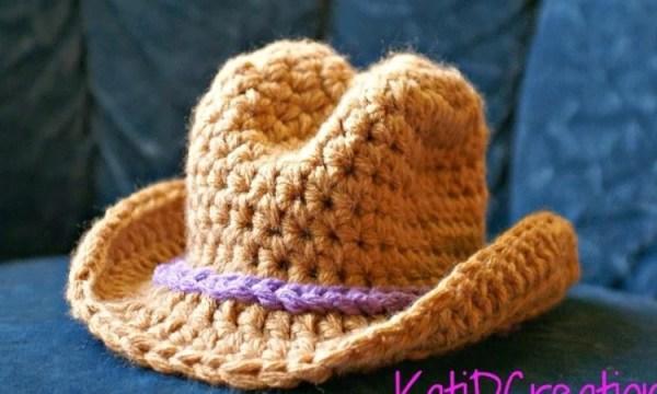 cowboy hat pattern # 86