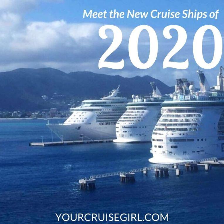 Photo f 3 cruise ships