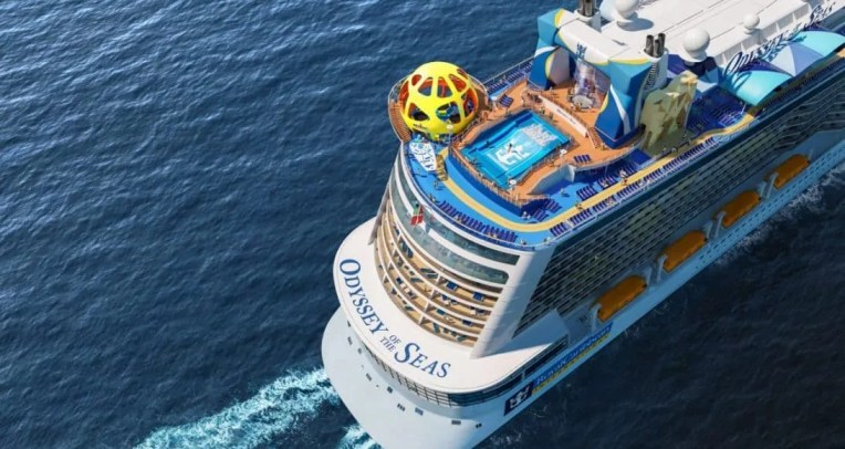 2020 New Ships - Royal Caribbean's Odyssey of the Seas