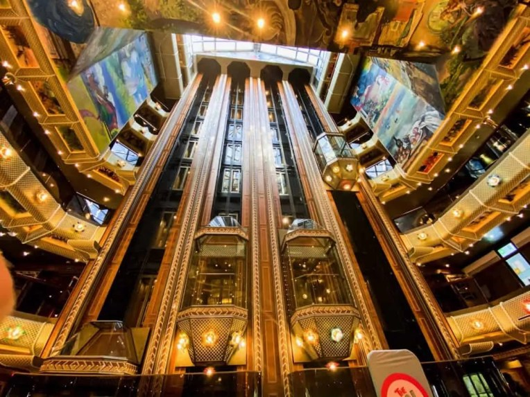 The Atrium Elevators