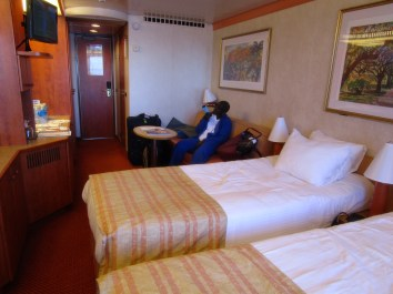 Carnival Miracle Cabin 4218