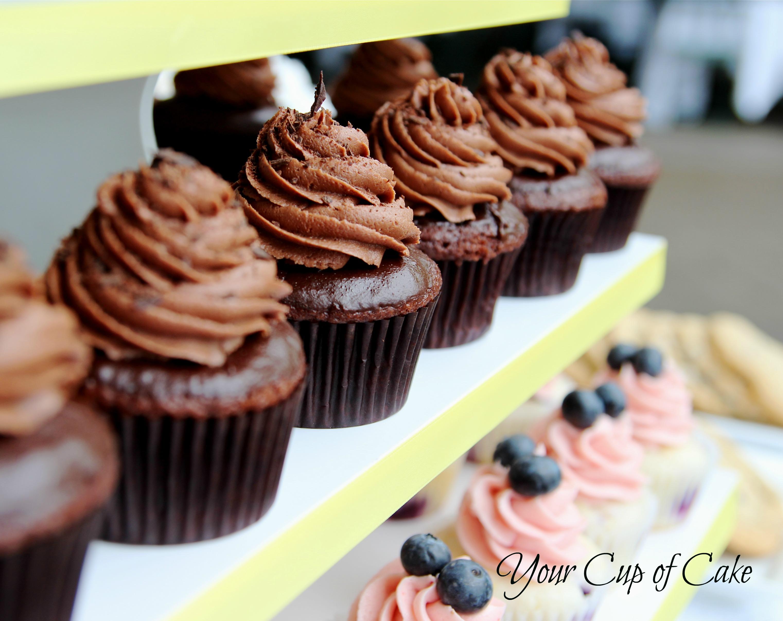 My Favorite Chocolate Cupcake