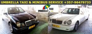 Umbrella LCA airport taxi