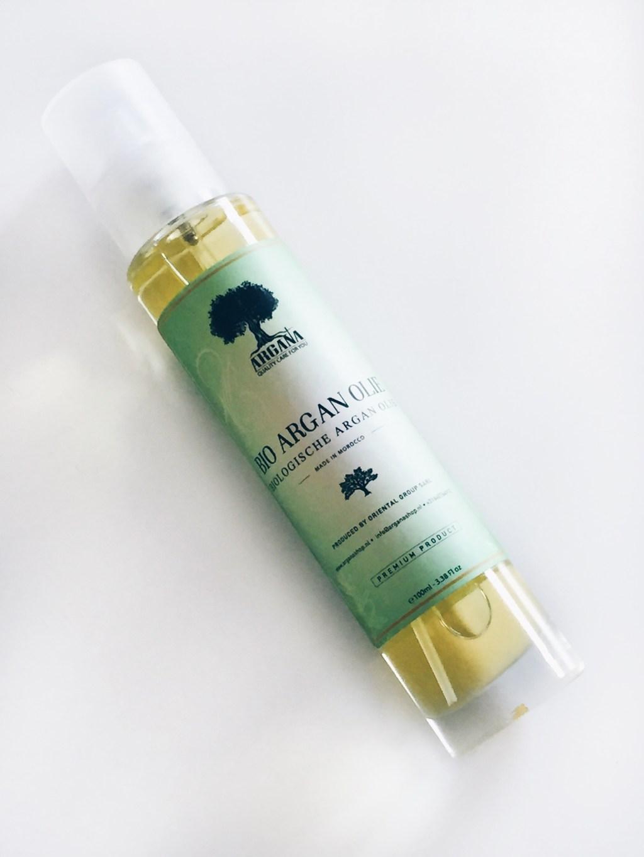 Skincare Musthave: Argana Arganolie
