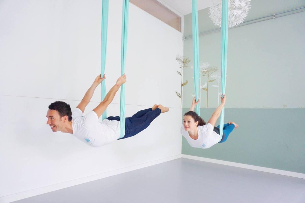 Credit: Facebook Aerial Yoga Nederland