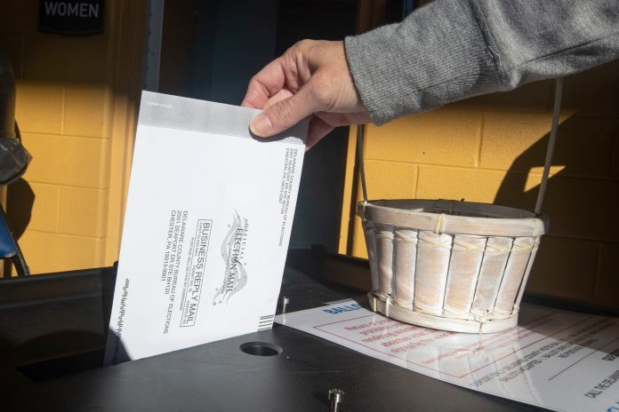 Pandemic, Partisan Attacks Exposed Gaps in Pa.'s New Mail-In Voting Law