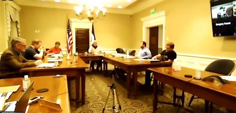 City Council Debates 2021 Budget, Sets Work Session for Thursday