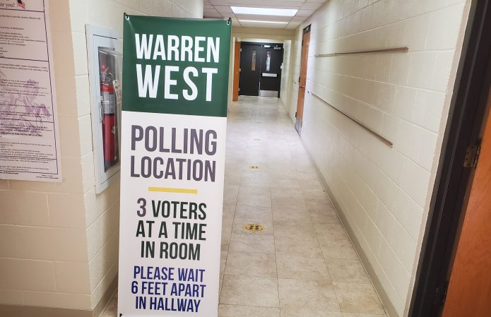 Warren County's 305 Uncounted Mail-in Ballots Won't Be Counted until at Least Monday