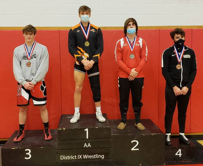 Finch Wins District 9 Title, Mead Also Moving On to Regionals