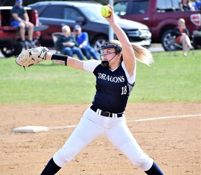 Warren's Stuart Leads Group of County Players Selected for All-Region Softball Teams
