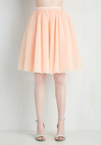 Tulle Skirt Modcloth
