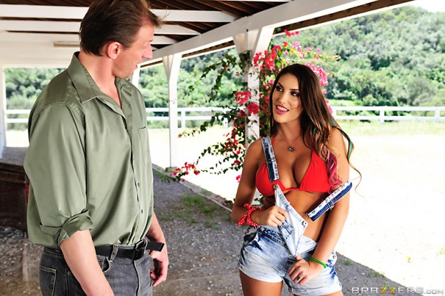 August Ames - Big Titty Country