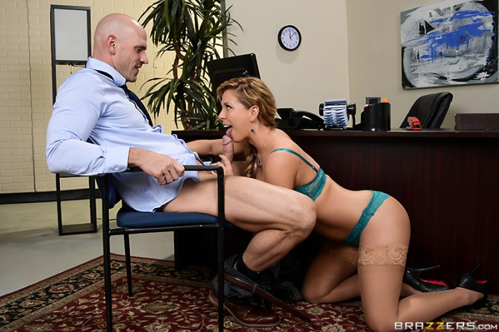 Cherie Deville - Getting Laid Off