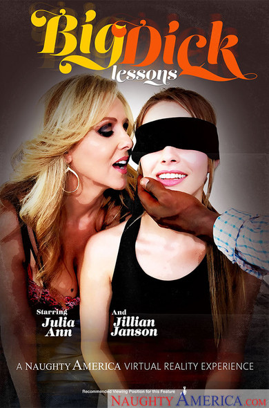 Julia Ann, Jillian Janson Virtual Reality with Oculus Rift