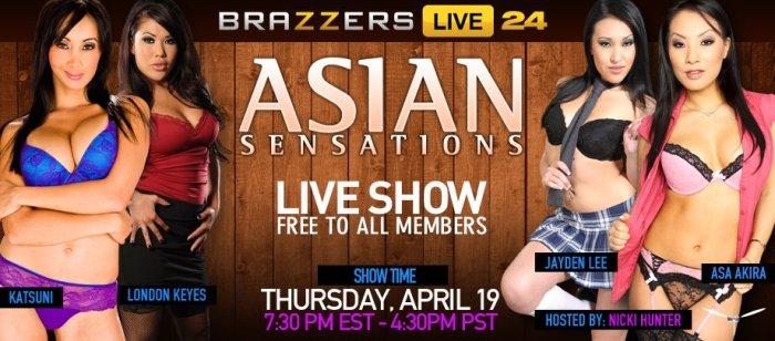 Brazzers Live 24