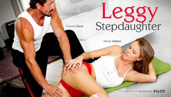 Alexis Adams - Leggy Stepdaughter