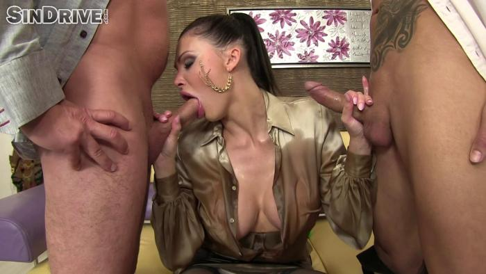 Aletta Ocean in Big Tits On Screen