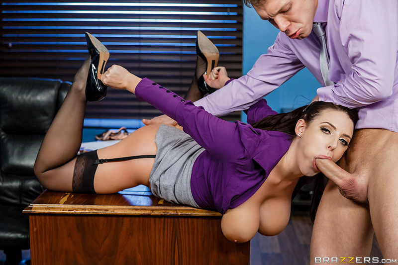 Angela White - My Slutty Secretary