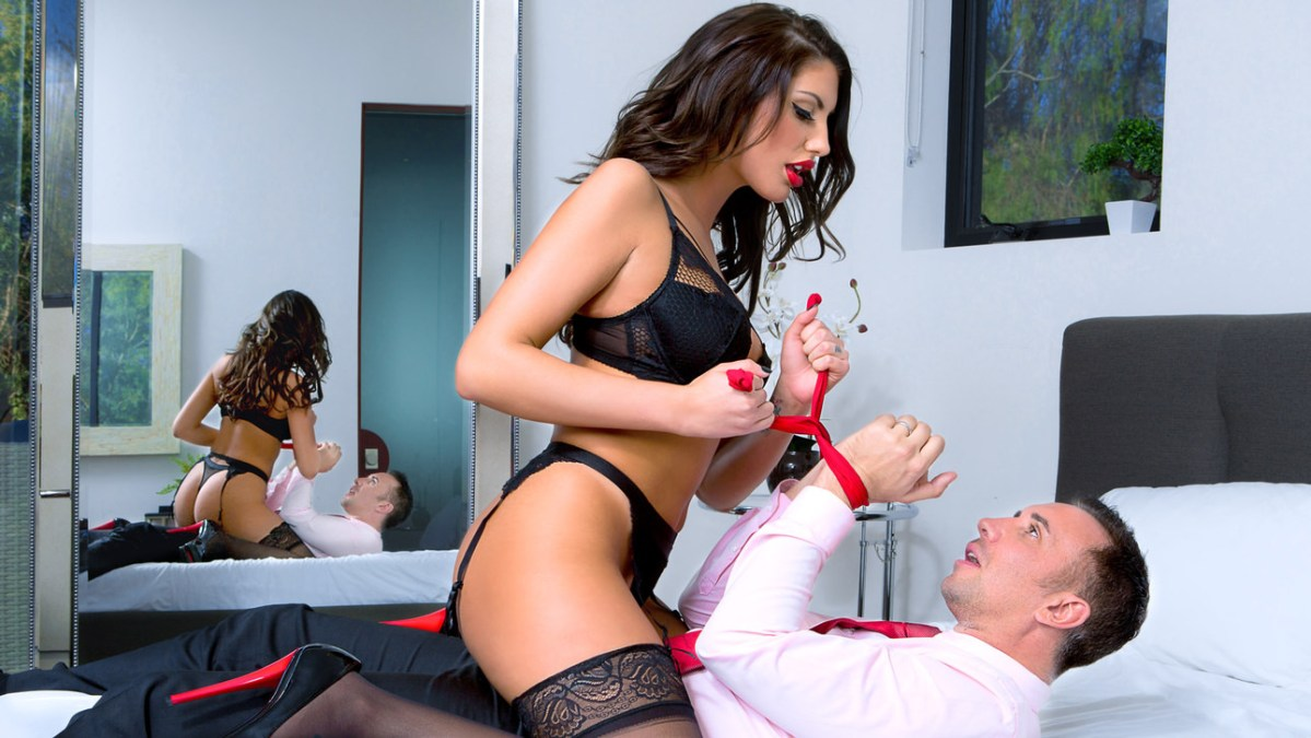 August Ames - Playing Dress Up