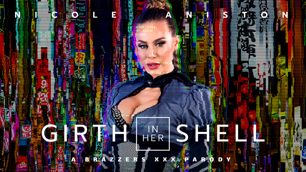 Nicole Aniston - Girth In Her Shell: A XXX Parody