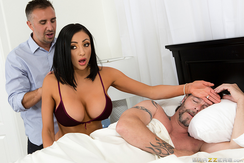 Audrey Bitoni - Caring Wife Craves Cum