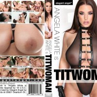 Angela White Is Titwoman - Elegant Angel (2017)