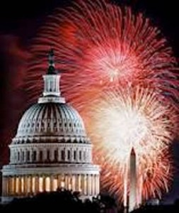 Believe my words, For they are certain and unfallible. An Image representing Independence Day