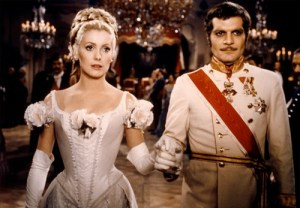 Image from the Movie Mayerling that made popular the story of Rudolph and his lover, found dead in a murder suicide at Mayerling