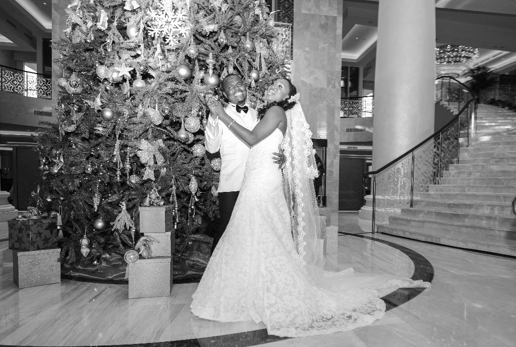 wedding dubai nigerian mr mrs