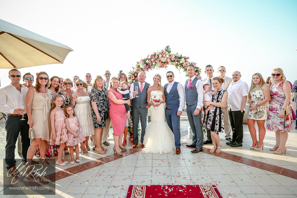 family friends love wedding dubai