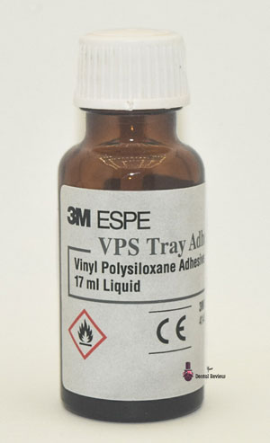 VPS Tray Adhesive (3M ESPE) - Your Dental Review