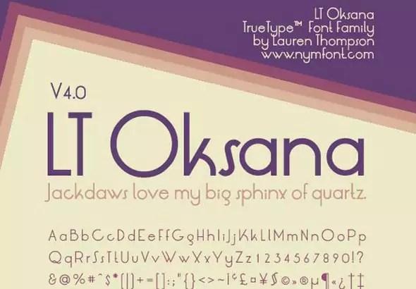 LT Oksana 4.0