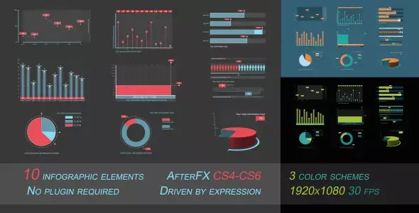 After Effects Video Infographics