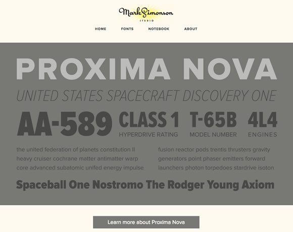 21 Inspiring Examples of Typography in Web Design