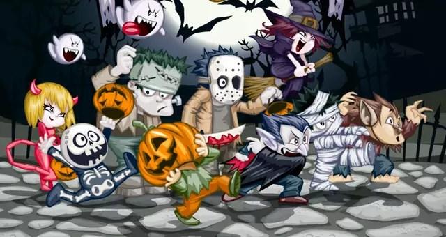 Free Halloween Vector Art Pack